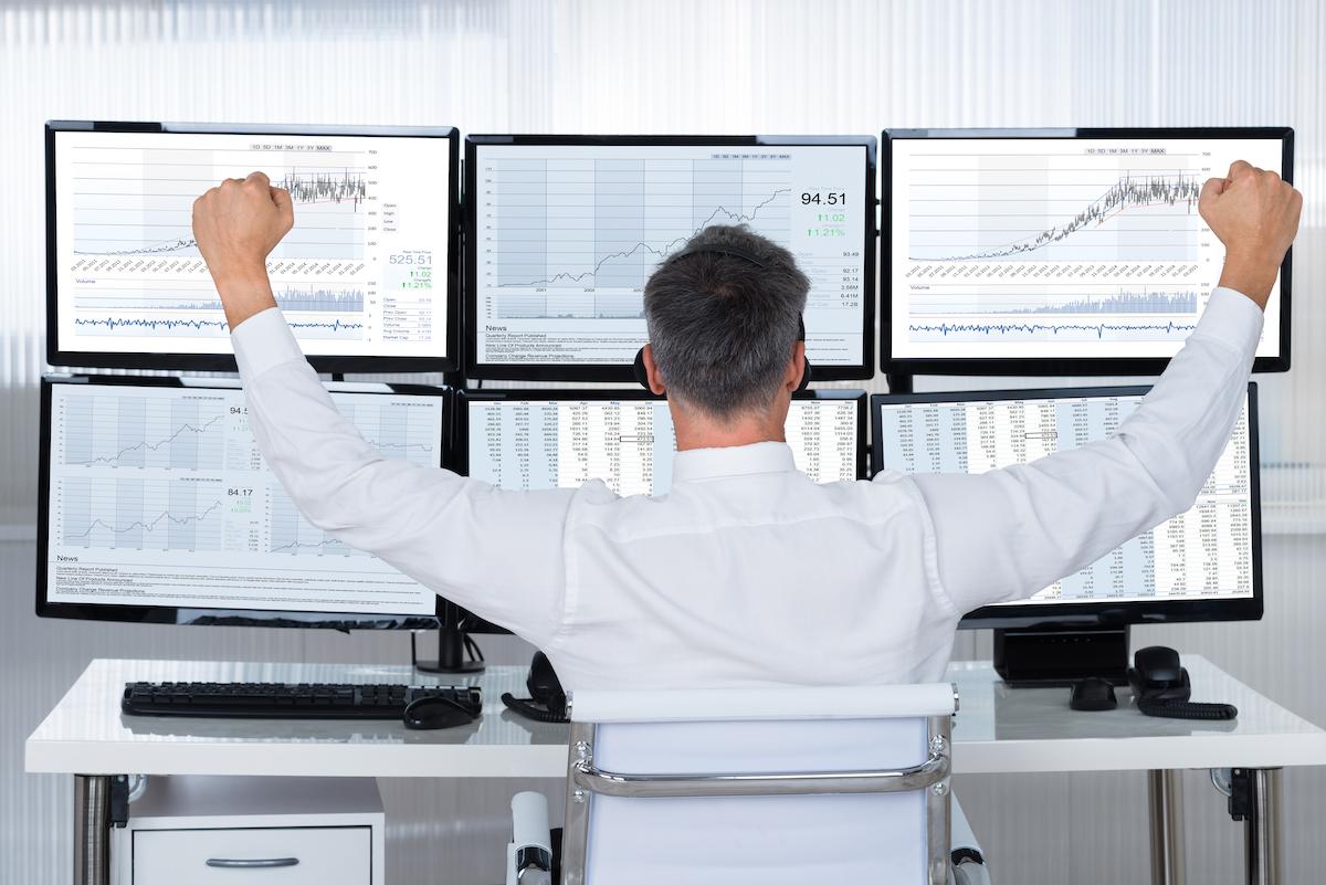 Bank Stocks Improving